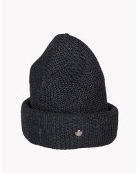 DSquared² | Black Hat for Men | Lyst