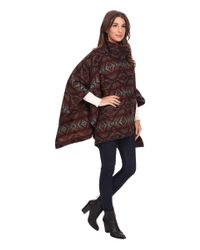 Pendleton | Brown Chaparral Cape | Lyst