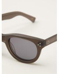 Lesca Gray '' Sunglasses