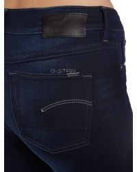 G-Star RAW Blue Jegging in Oron