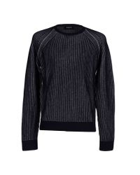 DSquared² - Blue Jumper for Men - Lyst