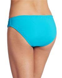 Tommy Bahama | Green Side Sheered Bikini Bottoms | Lyst