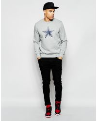 KTZ | Blue Dallas Cowboys Sweatshirt for Men | Lyst