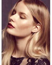 Free People - Metallic Another Feather Womens Slope Earrings - Lyst