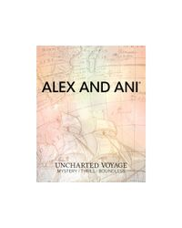 ALEX AND ANI Metallic Horizontal Anchor Expandable Wire Bangle