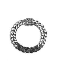 John Hardy - Black Classic Chain Large Link Bracelet - Lyst