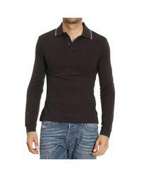 Armani Jeans - Blue T-shirt for Men - Lyst