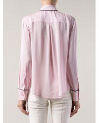 Piamita - Pink Isabella Blouse - Lyst
