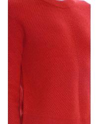 Rag & Bone - Red Alexis Sweater - Lyst