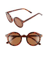 A.J. Morgan | Multicolor 'randall' 46mm Sunglasses | Lyst