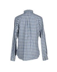 Gant Rugger - Blue Shirt for Men - Lyst