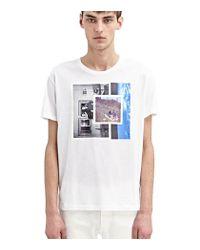 Raf Simons - White Couple T-Shirt for Men - Lyst