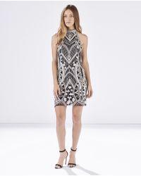 Parker | Black Pasclina Dress | Lyst