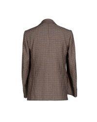 Cesare Attolini | Brown Blazer for Men | Lyst