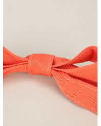 Lanvin - Pink Embellished Necklace - Lyst