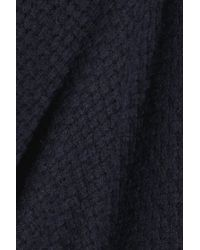 Vince | Blue Wool And Cashmere-Blend Sweater | Lyst