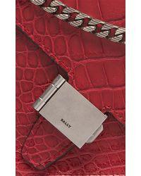 Bally Natural Oblique Bag