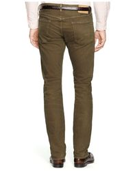 Polo Ralph Lauren | Green Varick Slim-straight Stretch Jeans for Men | Lyst