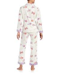 Munki Munki | Multicolor Two-piece Pajama Set | Lyst