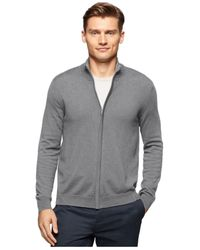 Calvin Klein | Gray A Macy's Exclusive for Men | Lyst