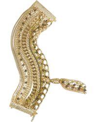 Rosantica | Metallic Maya Gold-tone Pyrite Bracelet | Lyst