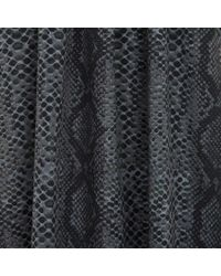 Melissa Odabash Green Melissa Snake Print Satin Maxi Dress