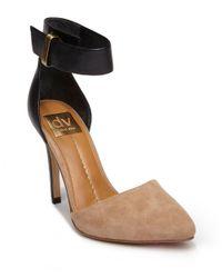 Dolce Vita | Brown Odetta Heels | Lyst