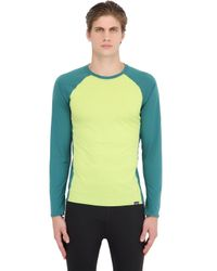 Patagonia | Green Capilene Lightweight Running T-shirt for Men | Lyst