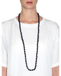 Rosantica By Michela Panero | Blue Himalaya Quartz Necklace | Lyst