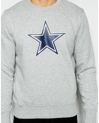 KTZ   Blue Dallas Cowboys Sweatshirt for Men   Lyst