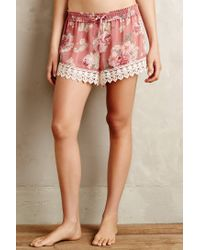 Eloise - Pink Nella Shorts - Lyst
