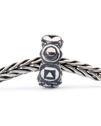 Trollbeads - Metallic Seven Chakras Bead - Lyst
