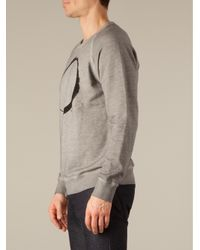 BLK OPM - Gray Eclipse Sweatshirt for Men - Lyst