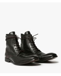 H by Hudson - Brown Swathmore Boots for Men - Lyst
