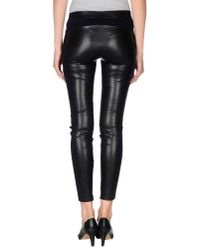 Space Style Concept - Black Casual Trouser - Lyst