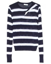 A.L.C. Blue Robinson Sweater