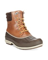Sperry Top-Sider Brown Men's Cold Bay Boots for men