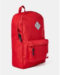 Herschel Supply Co. - Red Rucksacks & Bumbags for Men - Lyst
