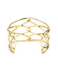 Alexis Bittar Metallic Liquid Gold Barbed Cuff You Might Also Like