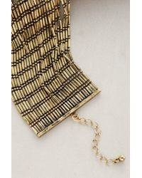 Anthropologie | Metallic Zahaya Bracelet | Lyst