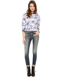 Won Hundred | Blue Jessie Jeans | Lyst