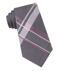 MICHAEL Michael Kors | Metallic Weekend Plaid Tie for Men | Lyst
