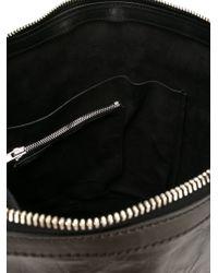 Rick Owens - Black Bucket Shoulder Bag - Lyst