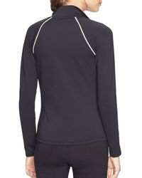 Ralph Lauren - Black Lauren Active Zip Jacket - Lyst