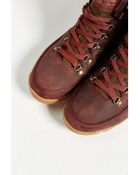 The North Face Red Back To Berkeley Hiking Boot for men