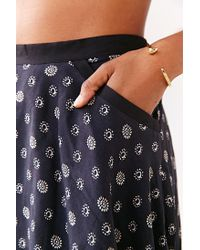 Kimchi Blue - Multicolor Mary Circle Mini Skirt - Lyst
