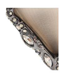 Alexis Bittar | Metallic Crystallace Drop Earrings | Lyst
