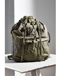 4032613cad Urban Renewal. Women s Vintage French Linen Backpack