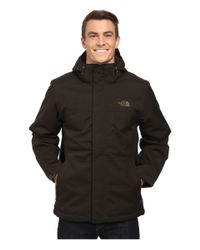 The North Face - Black Inlux Insulated Jacket for Men - Lyst