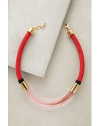 Orly Genger By Jaclyn Mayer - Pink Asticou Necklace - Lyst